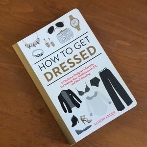Other - Book on fashion, tricks and dressing!